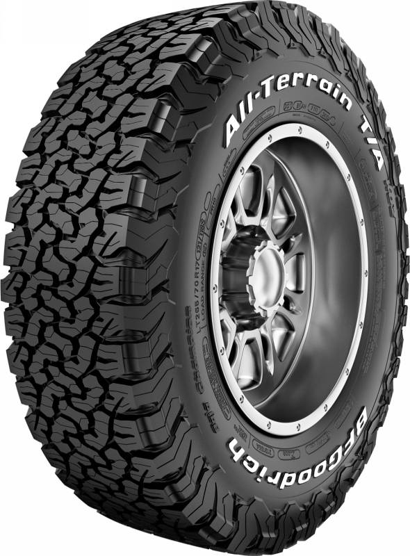 Tire BFGoodrich All-Terrain T/A KO2