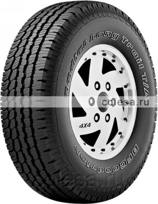 BFGoodrich Long Trail T/A