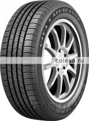 Goodyear Viva 3 All Season