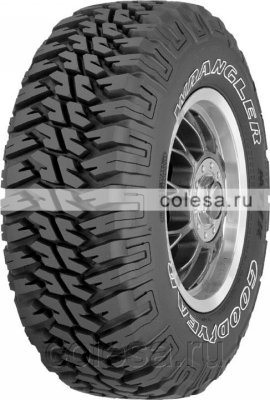 Tire Goodyear Wrangler MT/R