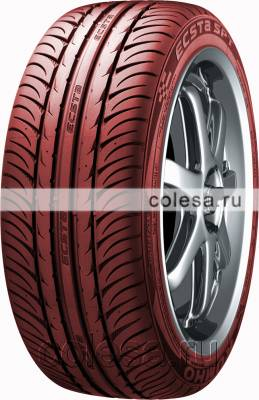 Kumho Ecsta SPT KU31 Smoked Red