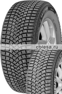 Michelin Latitude X Ice North 2