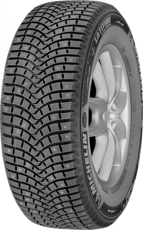 Tire Michelin Latitude X-Ice North 2+