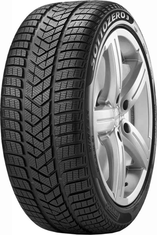 Tire Pirelli Winter Sottozero 3