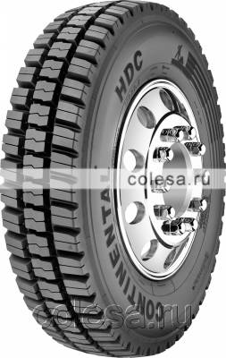 Tire Continental HDC