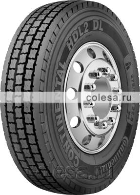 Tire Continental HDL2 DL