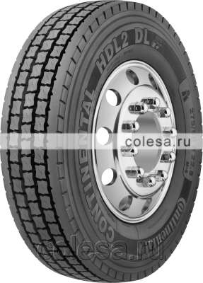 Tire Continental HDL2 DL+ Eco-Plus
