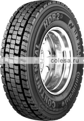 Tire Continental HDR2 Eco Plus
