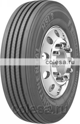 Tire Continental HSL2