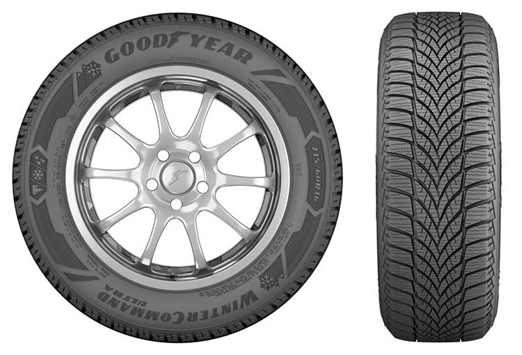 Goodyear WinterCommand Ultra