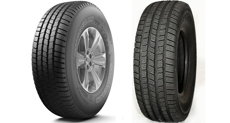 Michelin LTX M/S2 и All Position Highway 2