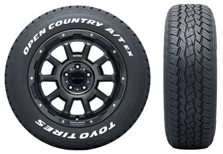 Toyo Open Country A/T EX